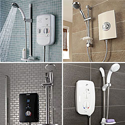 Photograph of a Customers Own – shower